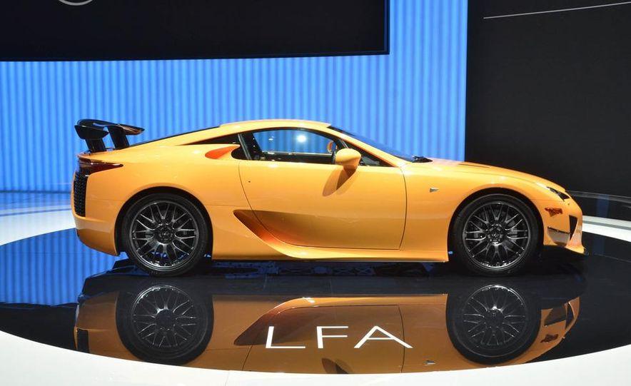 2012 Lexus LFA Nürburgring Package - Slide 7