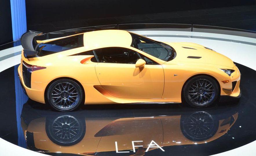 2012 Lexus LFA Nürburgring Package - Slide 9