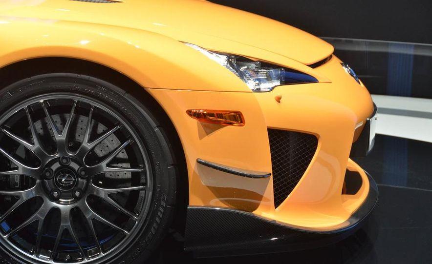 2012 Lexus LFA Nürburgring Package - Slide 19