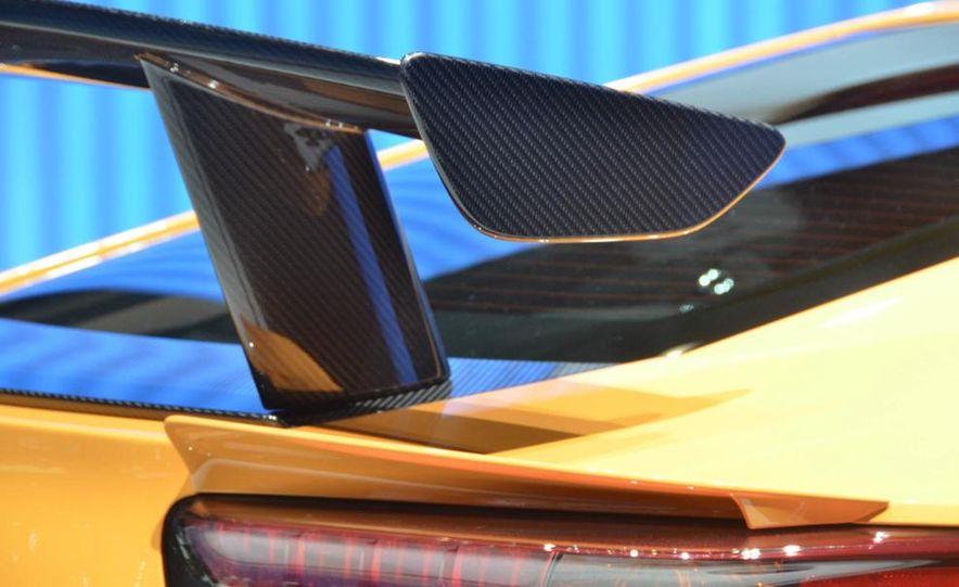2012 Lexus LFA Nürburgring Package - Slide 18