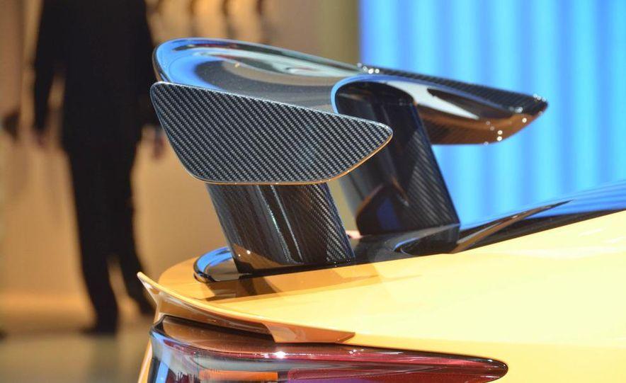 2012 Lexus LFA Nürburgring Package - Slide 21