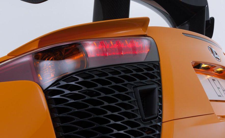 2012 Lexus LFA Nürburgring Package - Slide 46