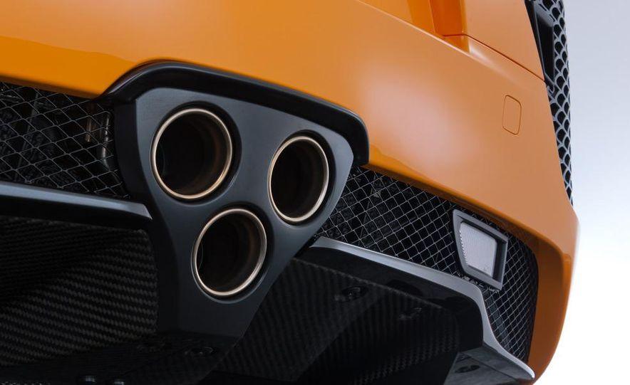 2012 Lexus LFA Nürburgring Package - Slide 47