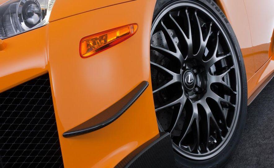 2012 Lexus LFA Nürburgring Package - Slide 48