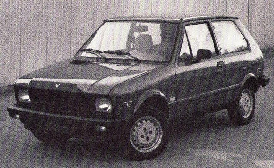 The Yugo: The Rise and Fall of the Worst Car in History by Jason Vuic - Slide 3
