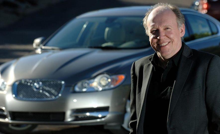 Ian Callum, Design Director, Jaguar Cars - Slide 1
