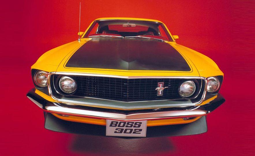 1969 Ford Mustang Boss 302 - Slide 2
