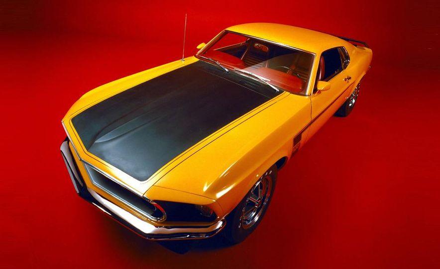 1969 Ford Mustang Boss 302 - Slide 3