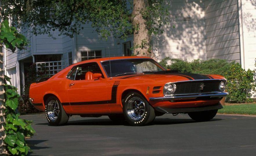 1969 Ford Mustang Boss 302 - Slide 6