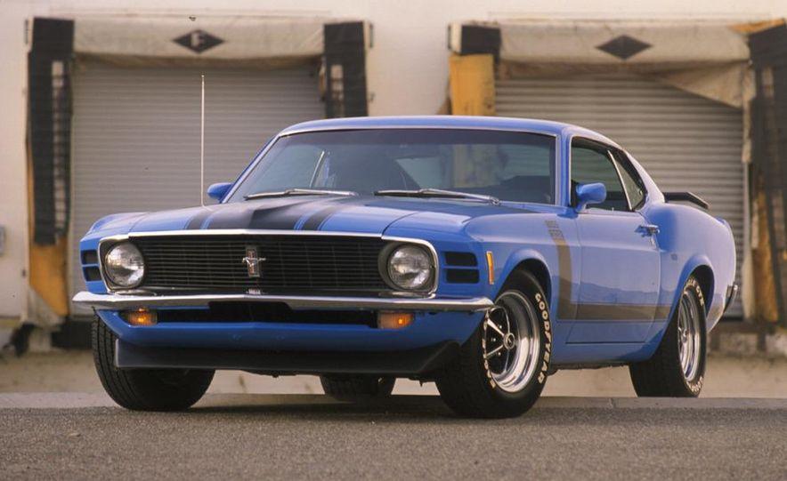 1969 Ford Mustang Boss 302 - Slide 7