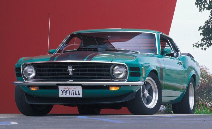 1969 Ford Mustang Boss 302 - Slide 8
