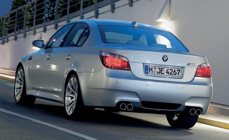 2011 BMW M5 (artist's rendering) - Slide 34