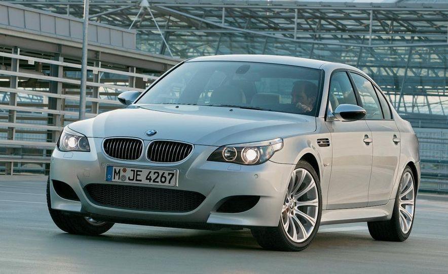 2011 BMW M5 (artist's rendering) - Slide 35