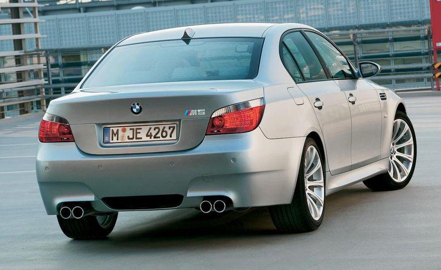 2011 BMW M5 (artist's rendering) - Slide 36