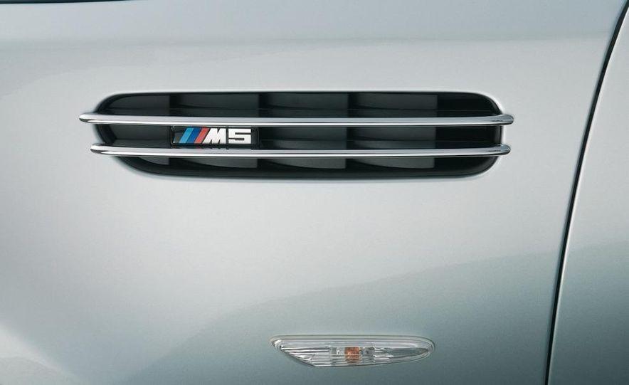 2011 BMW M5 (artist's rendering) - Slide 38