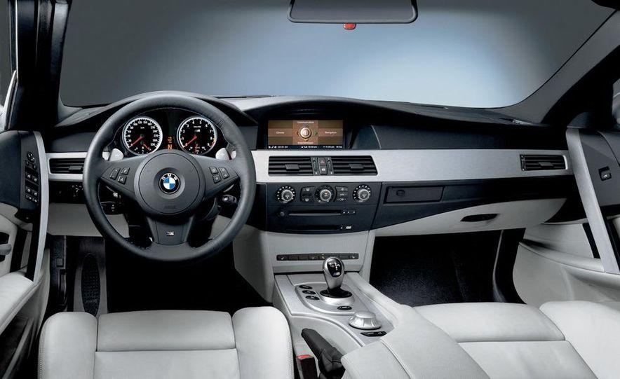 2011 BMW M5 (artist's rendering) - Slide 39