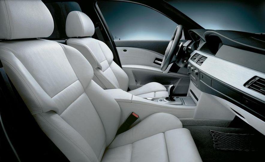 2011 BMW M5 (artist's rendering) - Slide 40