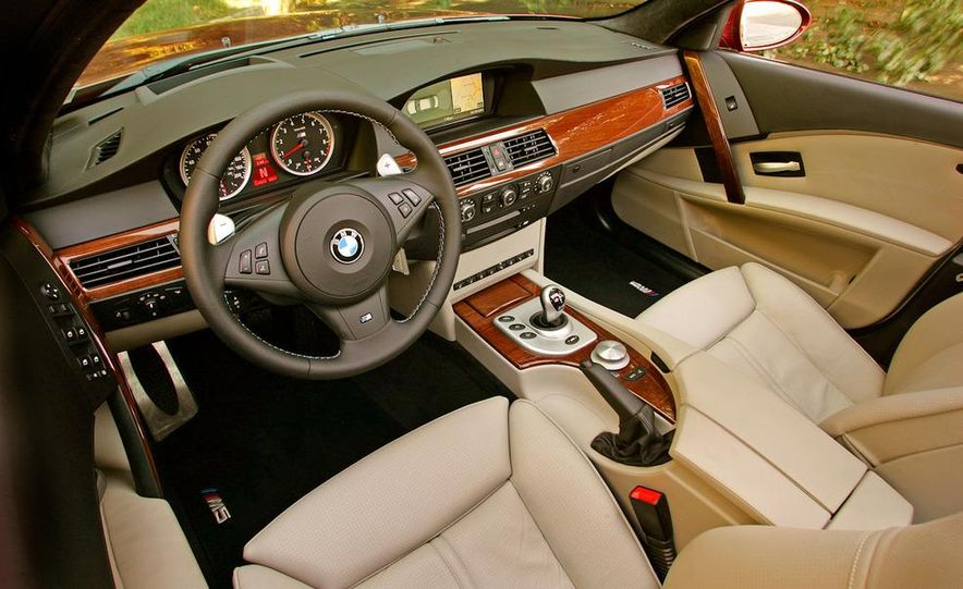 2011 BMW M5 (artist's rendering) - Slide 30