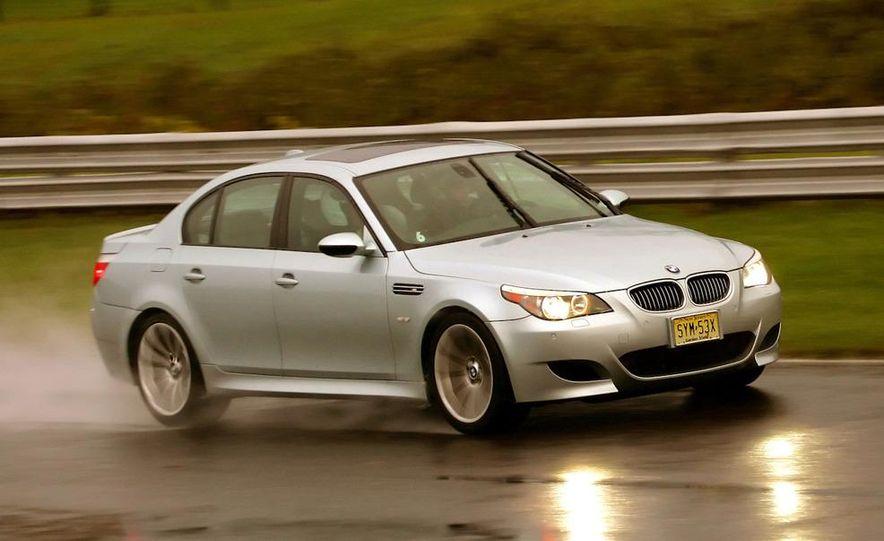 2011 BMW M5 (artist's rendering) - Slide 22