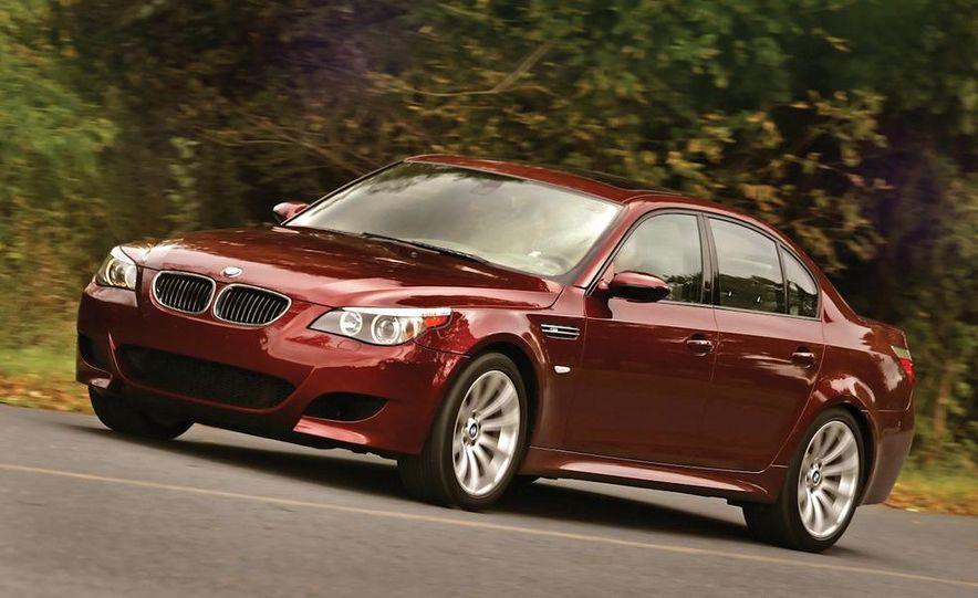 2011 BMW M5 (artist's rendering) - Slide 23