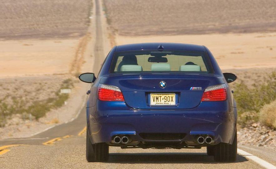 2011 BMW M5 (artist's rendering) - Slide 27