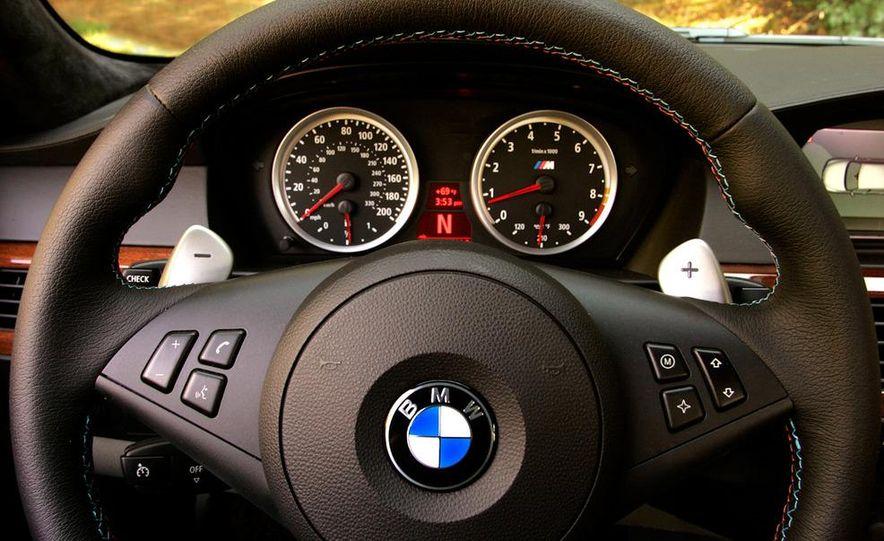 2011 BMW M5 (artist's rendering) - Slide 31