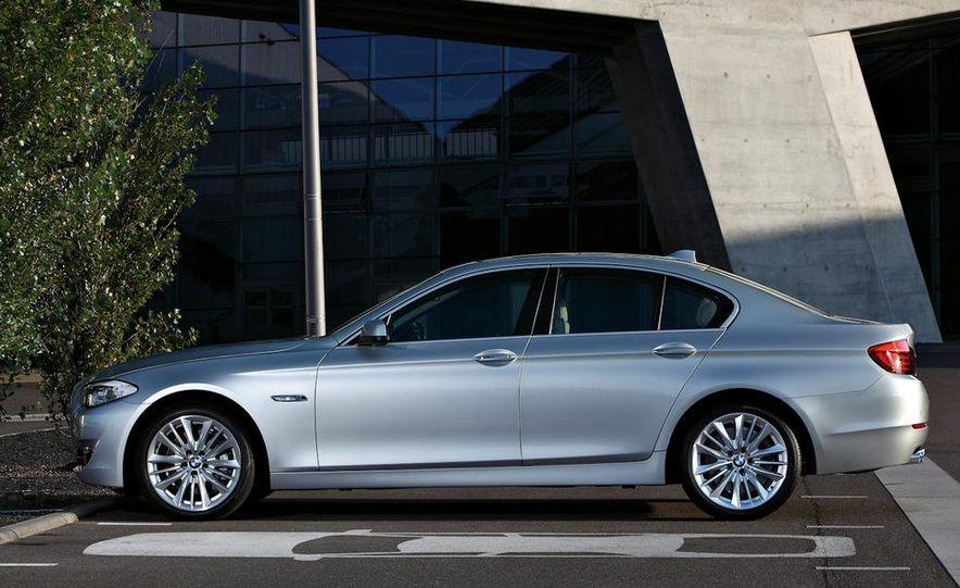 2011 BMW M5 (artist's rendering) - Slide 12