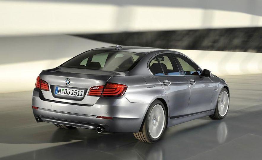 2011 BMW M5 (artist's rendering) - Slide 3