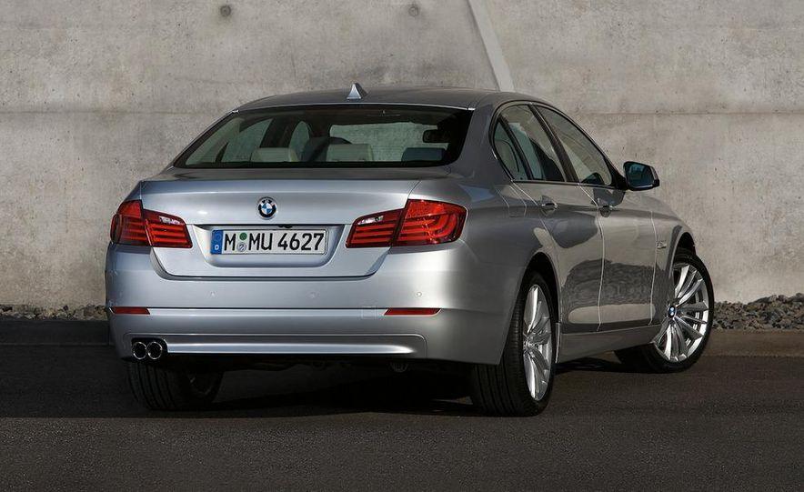 2011 BMW M5 (artist's rendering) - Slide 13