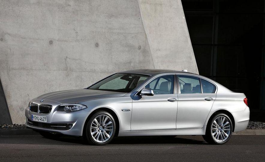 2011 BMW M5 (artist's rendering) - Slide 14