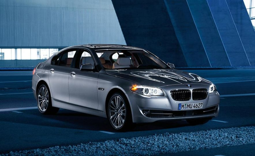 2011 BMW M5 (artist's rendering) - Slide 15