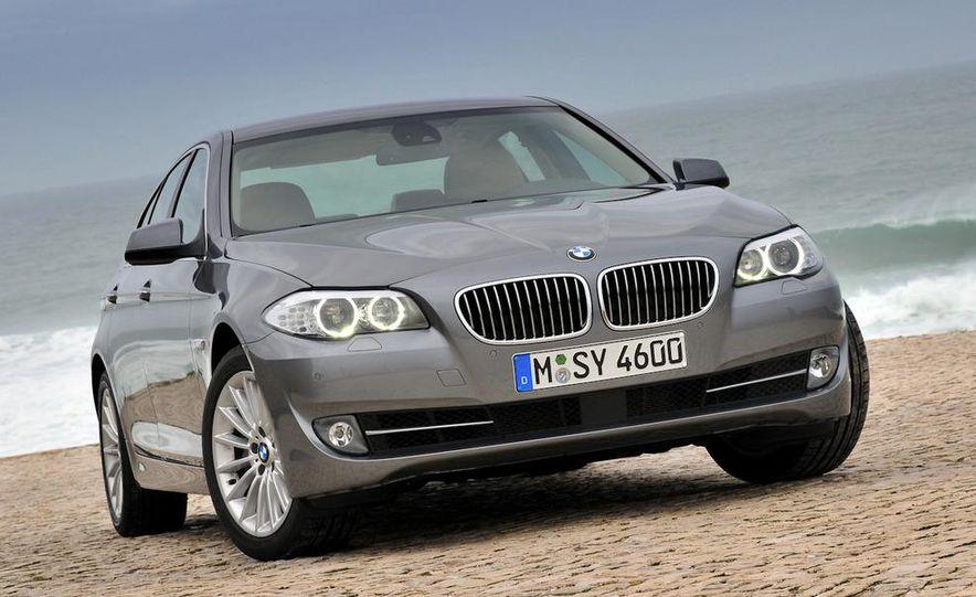 2011 BMW M5 (artist's rendering) - Slide 17