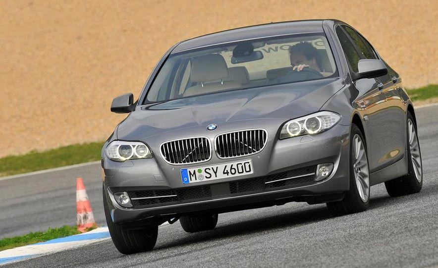 2011 BMW M5 (artist's rendering) - Slide 4