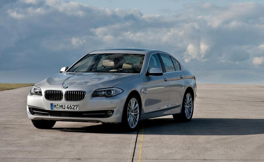 2011 BMW M5 (artist's rendering) - Slide 18