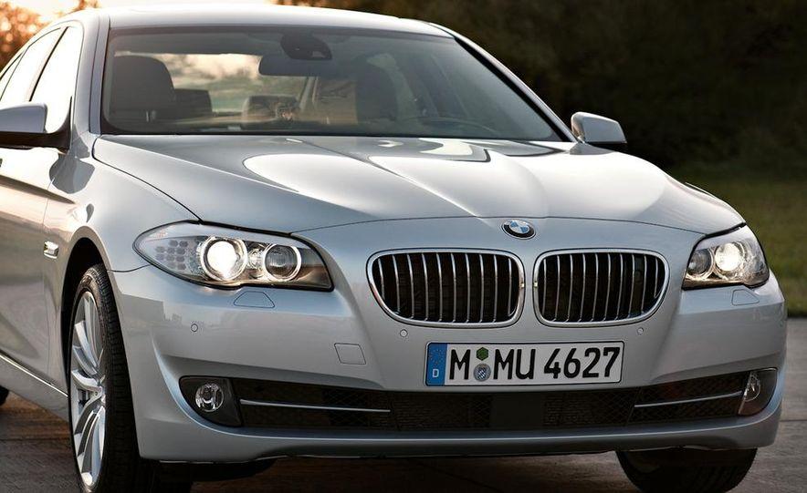 2011 BMW M5 (artist's rendering) - Slide 11