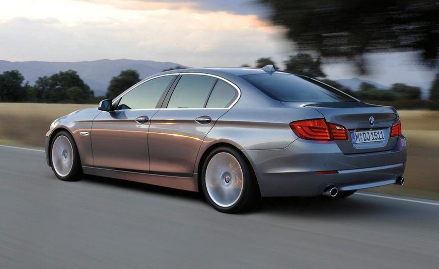 2011 BMW M5 (artist's rendering) - Slide 6