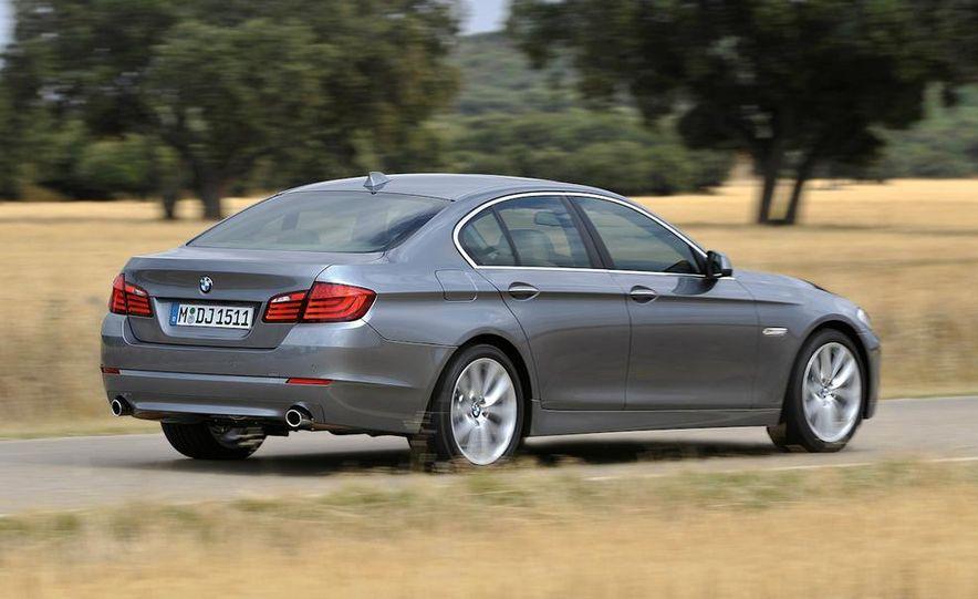2011 BMW M5 (artist's rendering) - Slide 8