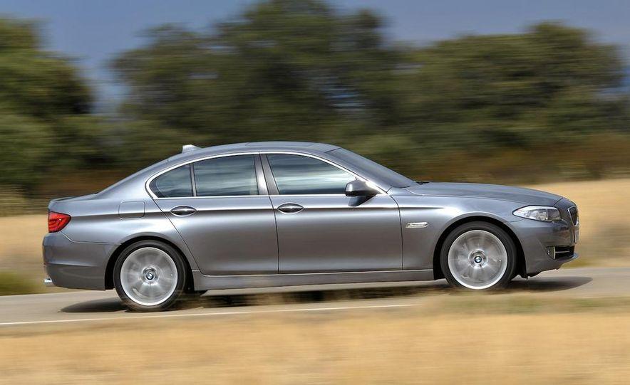 2011 BMW M5 (artist's rendering) - Slide 9