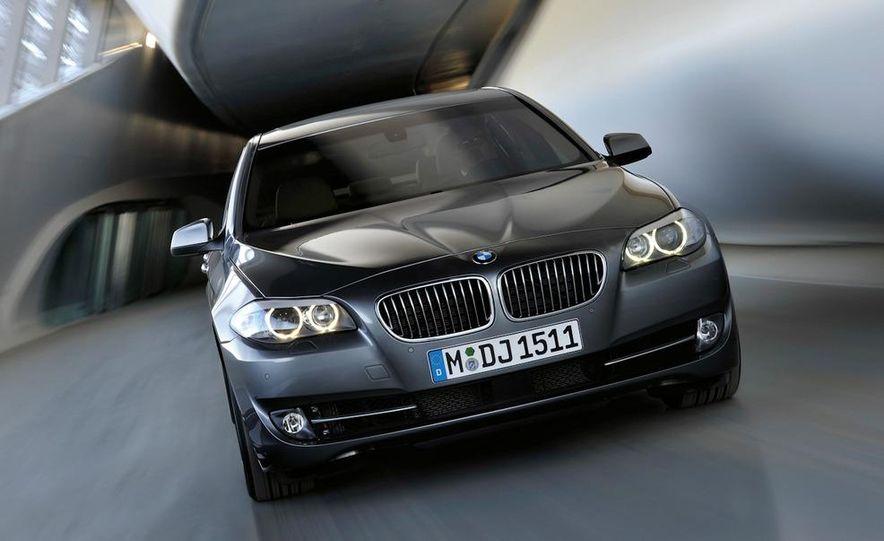 2011 BMW M5 (artist's rendering) - Slide 10