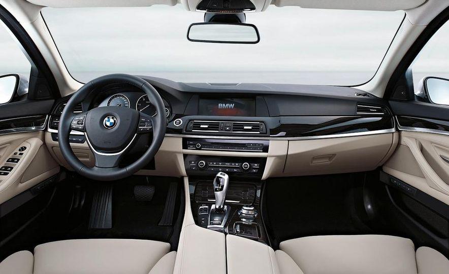 2011 BMW M5 (artist's rendering) - Slide 20