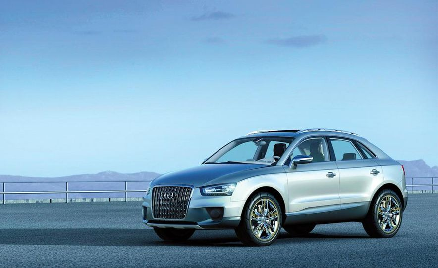 Audi Cross Coupe Quattro concept - Slide 1