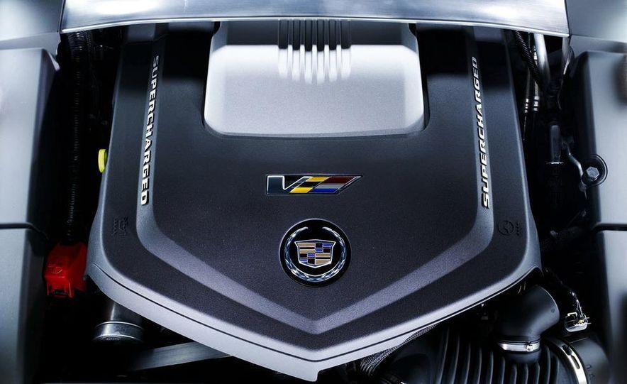 2012 Cadillac ATS (artist's rendering) - Slide 20