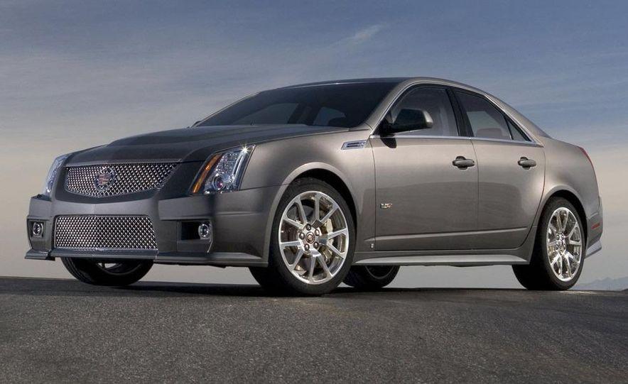 2012 Cadillac ATS (artist's rendering) - Slide 11