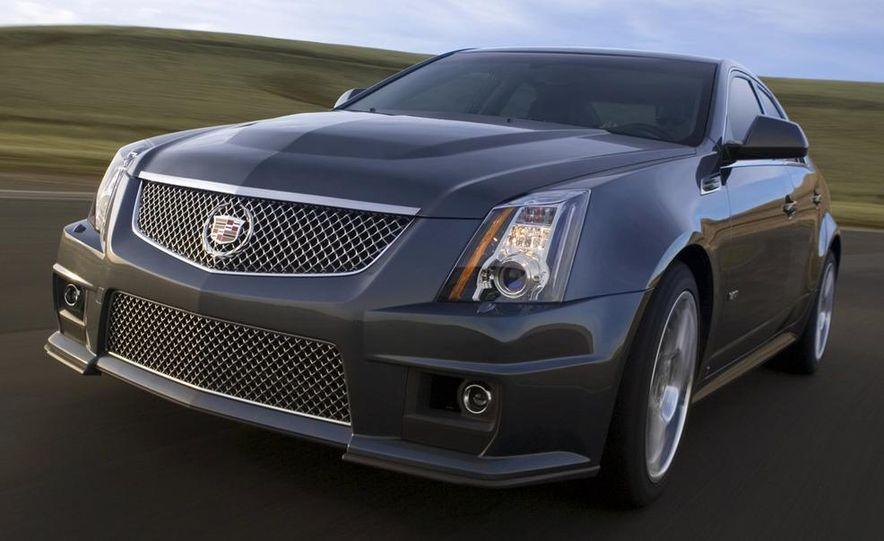 2012 Cadillac ATS (artist's rendering) - Slide 15