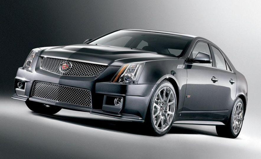 2012 Cadillac ATS (artist's rendering) - Slide 21