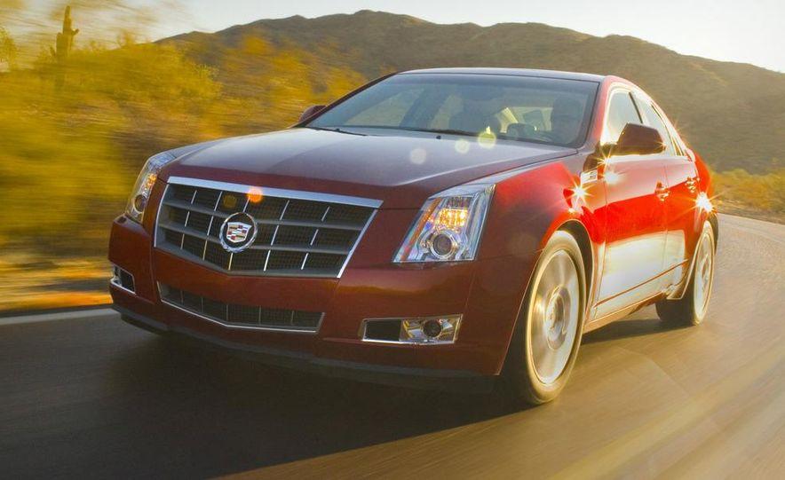 2012 Cadillac ATS (artist's rendering) - Slide 31