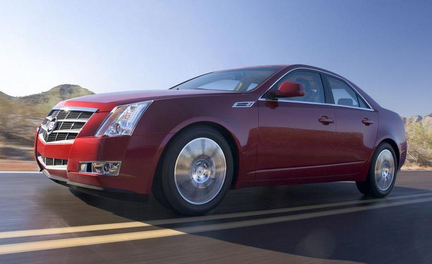 2012 Cadillac ATS (artist's rendering) - Slide 32