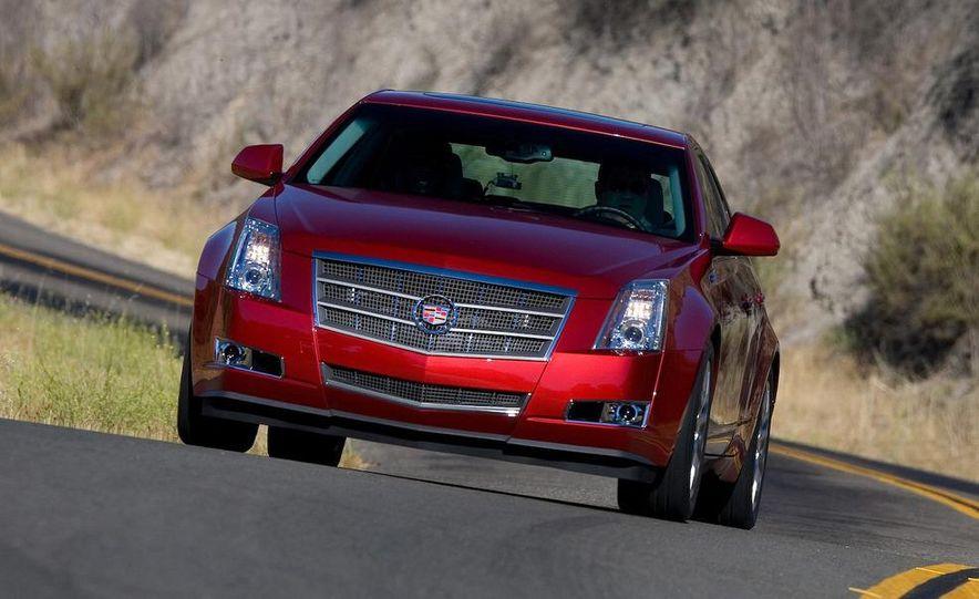2012 Cadillac ATS (artist's rendering) - Slide 33
