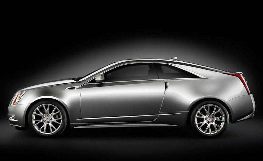 2012 Cadillac ATS (artist's rendering) - Slide 34