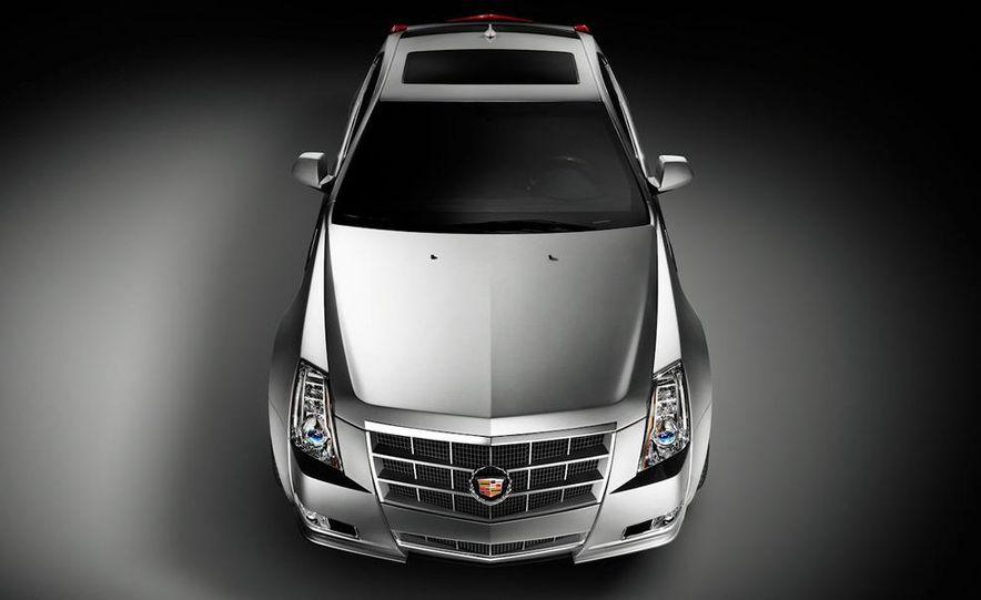 2012 Cadillac ATS (artist's rendering) - Slide 46